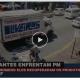 Ambulantes enfrentam PMs e recuperam produtos piratas